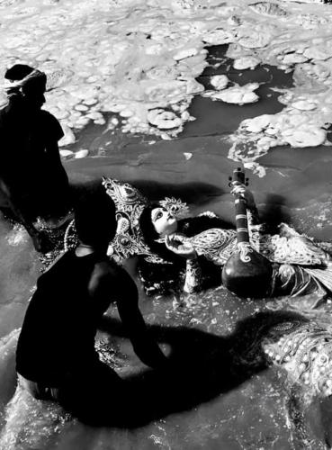 saraswati bishorjon